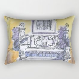 portico Rectangular Pillow