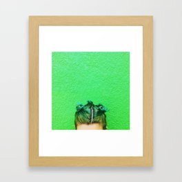 Color Study, Rosarito Mexico Framed Art Print