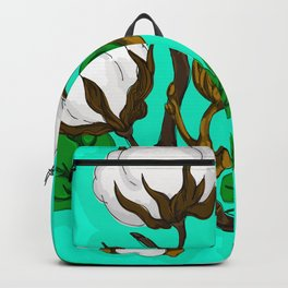 Cotton Pattern I Backpack