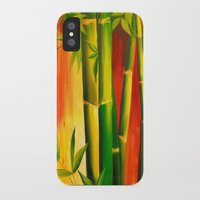 bamboo iPhone & iPod Cases featuring Bamboo by OLHADARCHUK    ART