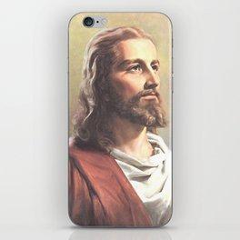Jesus Christ Painting iPhone Skin