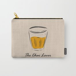 The Chai Lover Carry-All Pouch