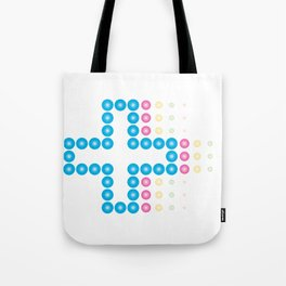 Medical and health-care logo design Tote Bag