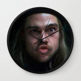 Brad Pitt - 12 Monkeys - Monkey Wrench Wall Clock