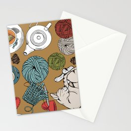 home cosiness Stationery Cards