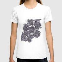 zentangle T-shirts featuring Zentangle; by Shivani C