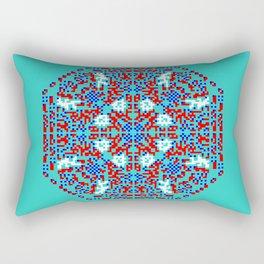 "CA Fantasy ""For Tiffany color"" series #6 Rectangular Pillow"