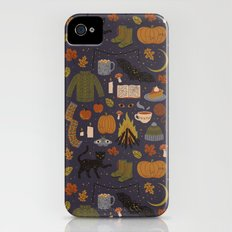 Autumn Nights Slim Case iPhone (4, 4s)