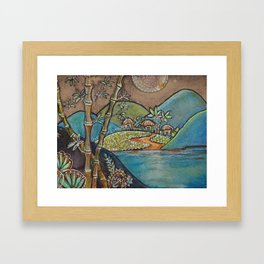 Off The Beaten Path 2 Framed Art Print