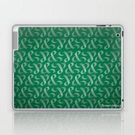 & | Logo Composition Laptop & iPad Skin