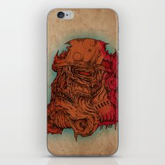 Undead Trooper iPhone & iPod Skin