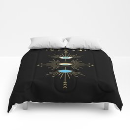 Evil Eye Totem Comforters