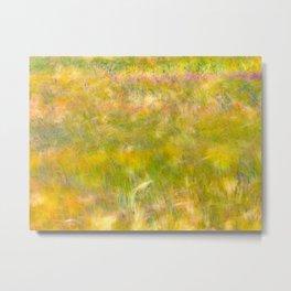 Wind Painting Metal Print