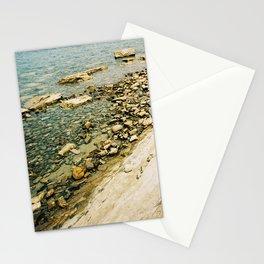 Mediterranean Sea, Italy, Photo Stationery Cards