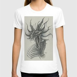 Dragon Bust  T-shirt