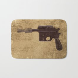 Han Pistol - Blaster Bath Mat