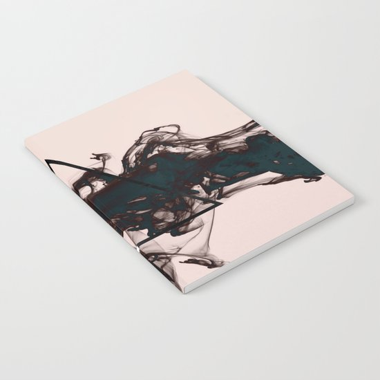 Pastel Smoke Notebook