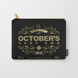 OVO Cognac Carry-All Pouch