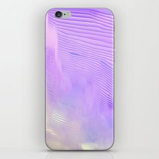 The fragrance separate to the flower iPhone & iPod Skin