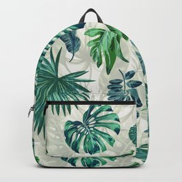 Lush Greens Backpack
