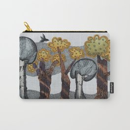 Autumnal Grove Carry-All Pouch