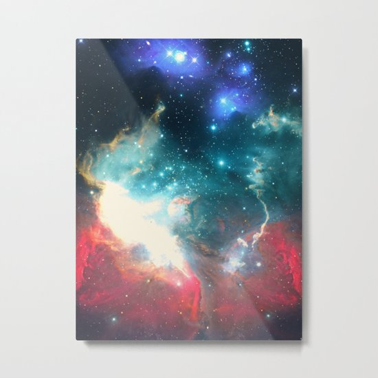 Echoes of the Stars Metal Print