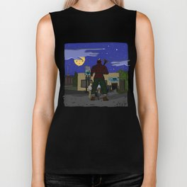 """staring at that casino all day hasn't done Paul a damn bit of good""  Biker Tank"
