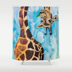 Amazing Friendly Giraffe