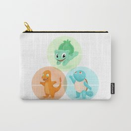 Poké: choose your starter Carry-All Pouch