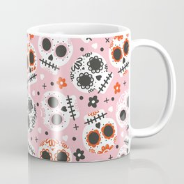 Sugar Skulls Coffee Mug