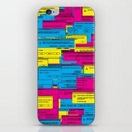 Designer Dialogues AI2 iPhone Skin