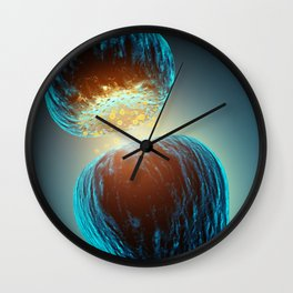 Neuron Wall Clock