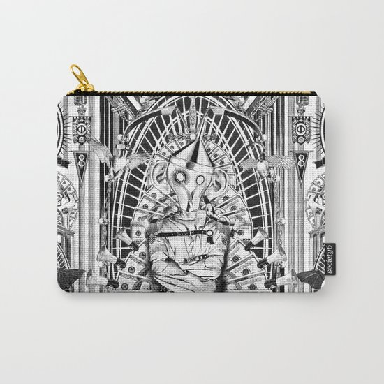 BASADO EN HECHOS SURREALES Carry-All Pouch