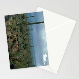 Arizona Desert and Cactuses Stationery Cards
