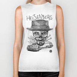 Heisenberg. I'm the one who knocks. Biker Tank