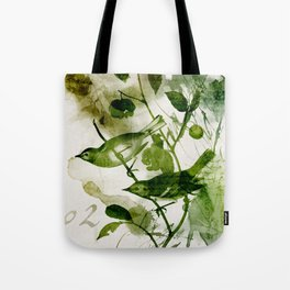 Birds (square 2) Tote Bag