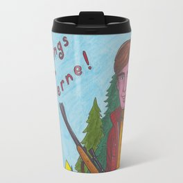 Hunting Season Travel Mug