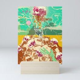 CYBER FUTURE Mini Art Print