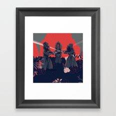 kendo Framed Art Print