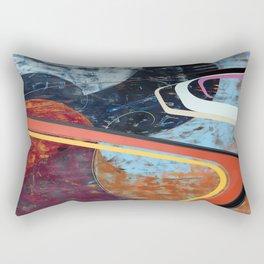 Something REALLY Strange Is Goin' On... Rectangular Pillow