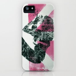 Union Jackie iPhone Case