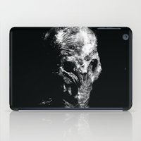silent iPad Cases featuring Silent by zerobriant