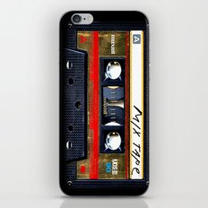 classic retro Gold mix cassette tape iPhone 4 4s 5 5c, ipod, ipad, tshirt, mugs and pillow case iPhone Skin