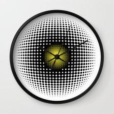 PULSATIONS Wall Clock