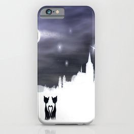 Cats on tour 2 iPhone Case