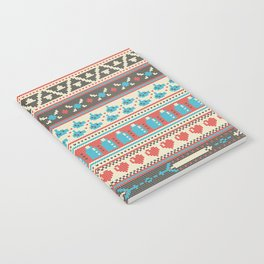 Fair-Hyle Knit Notebook