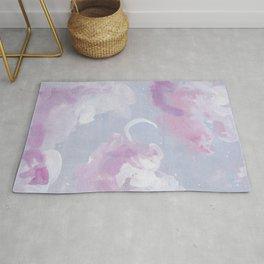 Dreamy Lilac Sky Rug