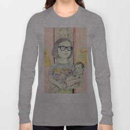 ghost world Long Sleeve T-shirt