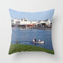 Southport - UK Throw Pillow
