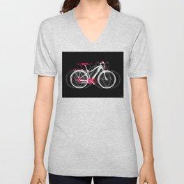 E Bike Unisex V-Neck